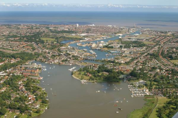oulton Broad_aerial