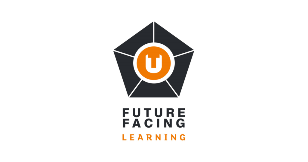 The Teesside University Future Facing Learning logo
