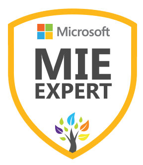 Certified MIE Expert Badge