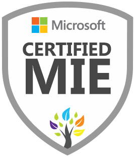 Certified MIE Badge