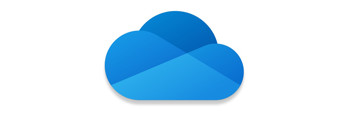 An image of the OneDrive logo