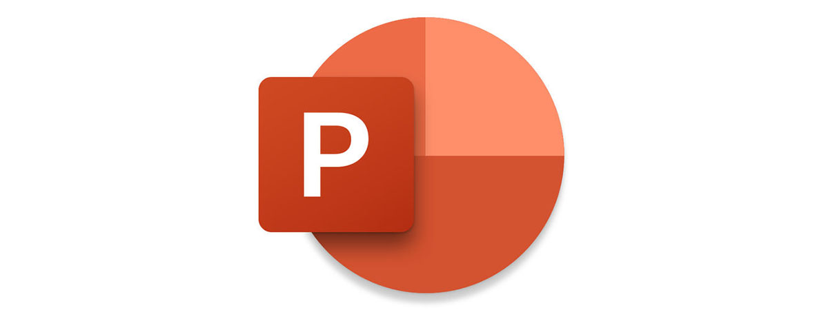 The Microsoft PowerPoint logo