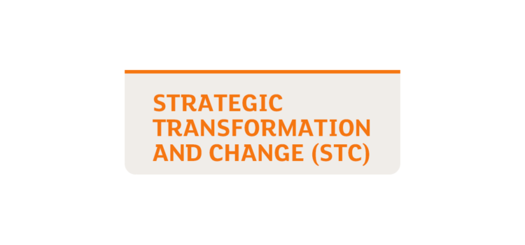 Strategic Transformation and Change (STC)