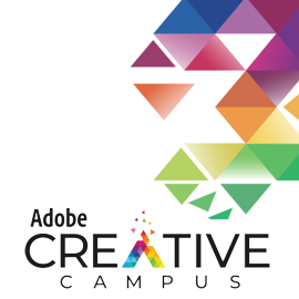 Adobe Creative Campus Live! Book your place now!