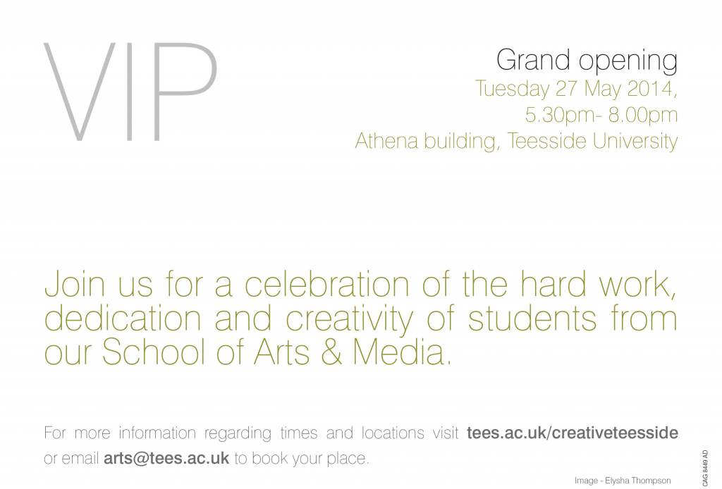 8449 VIP Creative Teesside A5 INVITE-2